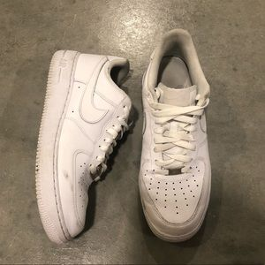 Nike Air Force One White AF1s